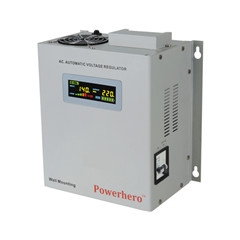 1KVA relay type voltage stabilizer