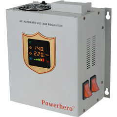1500VA relay type voltage stabilizer