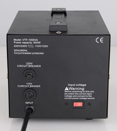 1000VA AC Voltage Converter