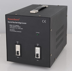 10KVA 110V TO 220V AC Voltage Converter