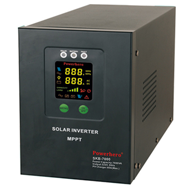 7000VA Pure sine wave solar Inverter