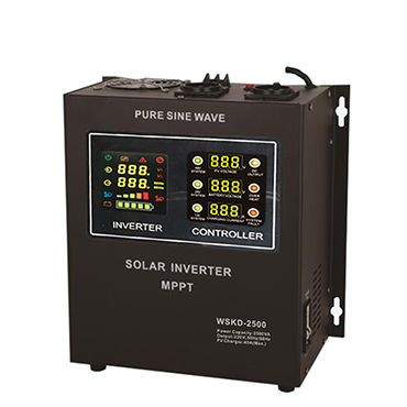 2500VA Pure sine wave solar Inverter