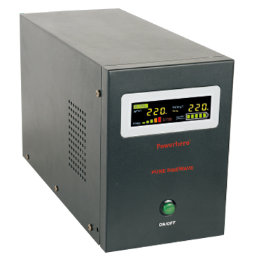 500VA Pure Sine Wave Inverter UPS