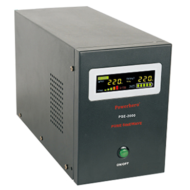 2000VA Pure sine power inverter&converter
