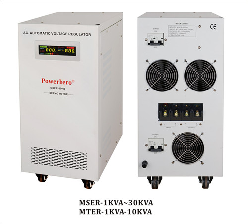 15KVA single phase AVR stabilizer
